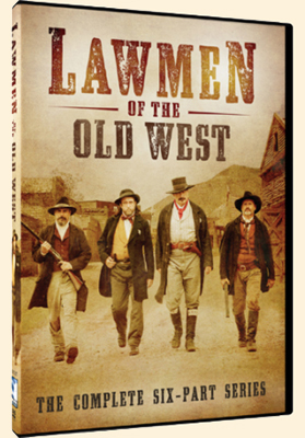 Lawmen of the Old West 2 Disc DVD