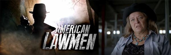 Kathy Weiser Alexander on AHC's American Lawmen