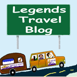 Legends' Travel Blog